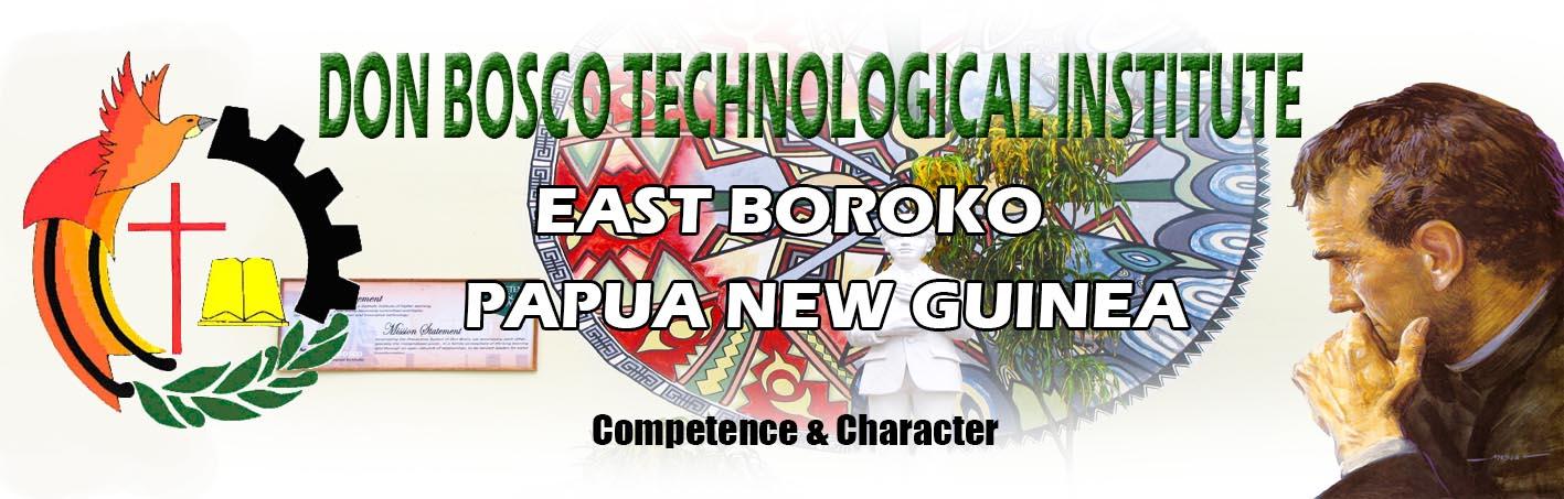 DON BOSCO TECHNOLOGICAL INSTITUTE